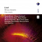 Liszt : Missa choralis & Via crucis详情