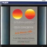 Dutilleux / Agopov : Cello Concertos详情