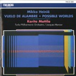 Mikko Heiniö : Vuelo de alambre, Possible Worlds详情