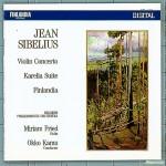 Jean Sibelius : Violin Concerto, Karelia Suite, Finlandia详情