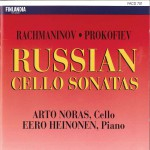 Russian Cello Sonatas详情
