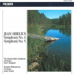 Sibelius : Symphonies No.4 and 5详情