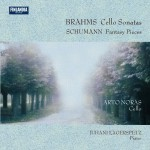 Brahms : Cello Sonatas - Schumann : Fantasy Pieces详情