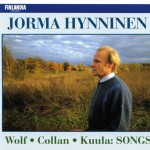 Wolf, Collan, Kuula : Songs详情