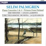 Palmgren : Piano Concertos No.1 & 4, Pictures from Finland for Orchestra Op.24详情