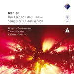 Mahler : Das Lied von der Erde - Piano Version详情