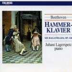 Beethoven : Hammerklavier, Bagatelles Op.126详情