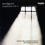 Pehr Henrik Nordgren : Symphonies 2 & 4详情