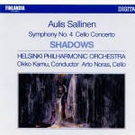Aulis Sallinen : Shadows Op.52, Cello Concerto Op.44, Symphony No.4详情