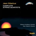 Jean Sibelius : Complete String Quartets详情
