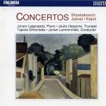 Shostakovich, Jolivet, Klami : Concertos详情