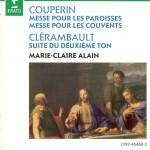 Couperin : Messe pour les paroisses & Messe pour les couvents详情