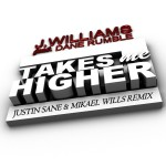 Takes Me Higher [Feat. Dane Rumble] (Justin Sane and Mikael Wills Remix)详情