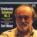 Tchaikovsky : Symphony No.3, 'Polish'详情