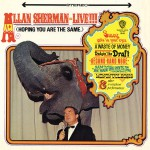 Allan Sherman Live! (Hoping You Are The Same) (US Release)详情