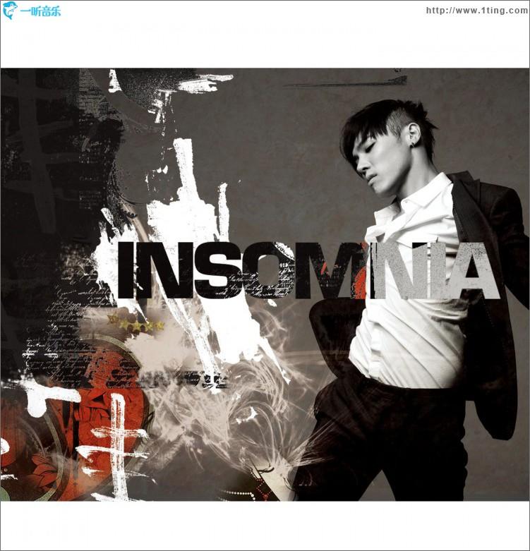insomnia歌词_专辑封面:insomnia (korean ver.