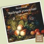 Monteverdi : Madrigali Concertati (DAW 50)详情