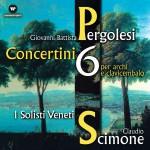 6 Concertini per archi e clavicembalo详情