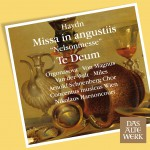 Haydn : Mass No.11 in D minor, 'Missa in angustiis' [Nelson Mass] & Te Deum (DAW详情