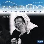 Penderecki Stabat Mater - Compl Sacred Works for Ch - Musique Sacrée series详情