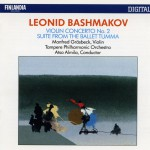 Leonid Bashmakov : Violin Concerto No.2, Suite from The Ballet 'Tumma'详情