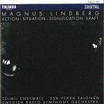 Magnus Lindberg : Action - Situation - Signification, Kraft详情