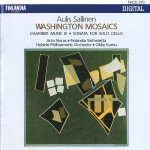 Aulis Sallinen : Washington Mosaics详情