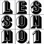 Lesson No.1详情