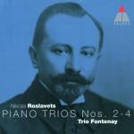Roslavets : Piano Trios Nos 2 - 4详情