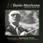 io, Ennio Morricone (4 CD Box)详情