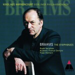 Brahms : Symphonies Nos 1 - 4详情