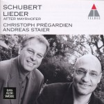 Schubert : Mayrhofer Lieder详情
