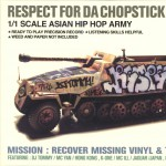 DJ Tommy Respect 4 DA Chopstick Hip Hop详情