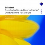 Schubert : Symphonies Nos 5, 8, 'Unfinished' & Overtures详情