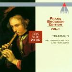 Telemann : Frans Brüggen Edition Volume 1 : Recorder Sonatas & Fantasias详情