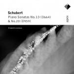 Schubert : Piano Sonatas Nos 13 & 20 - Apex详情