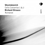 Shostakovich : Cello Concertos 1 & 2 - Strauss : Romanze详情