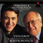Prokofiev : Violin Concerto No.1 - Shostakovich : Violin Concerto No.1详情