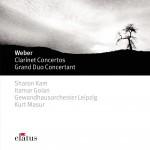 Weber : Clarinet Concertos Nos 1, 2 & Grand Duo Concertant - Elatus详情