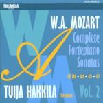 W.A. Mozart : Complete Fortepiano Sonatas Vol. 2详情