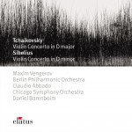Tchaikovsky & Sibelius : Violin Concertos - Elatus详情