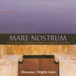 Mare Nostrum: Gregorian Chant, Troubadours and Motets in Languedoc-Roussillon, F详情