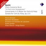 Spohr : Violin Concerto No.8, Concertante & Sonata - Apex详情