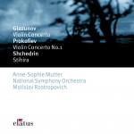 Glazunov & Prokofiev : Violin Concertos - Elatus详情