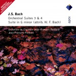 Bach, JS : Orchestral Suites Nos 3, 4 & Suite in G minor - Apex详情