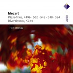 Mozart : Piano Trios & Divertimento - Apex详情