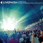 Live Phish: 10/30/10, Boardwalk Hall, Atlantic City, NJ详情