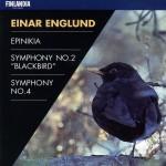 Englund : Epinikia, Symphony No.2, Symphony No.4详情