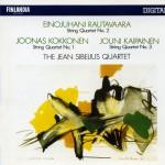 Rautavaara / Kokkonen / Kaipainen : String Quartets详情