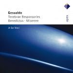 Gesualdo : Tenebrae responsories, Benedictus & Miserere - Apex详情